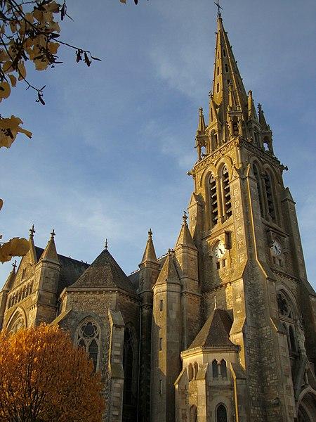 Photo du Monument Historique Eglise paroissiale situé à Sainte-Cécile