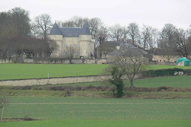 Photo du Monument Historique Château de Valençay situé à Antran