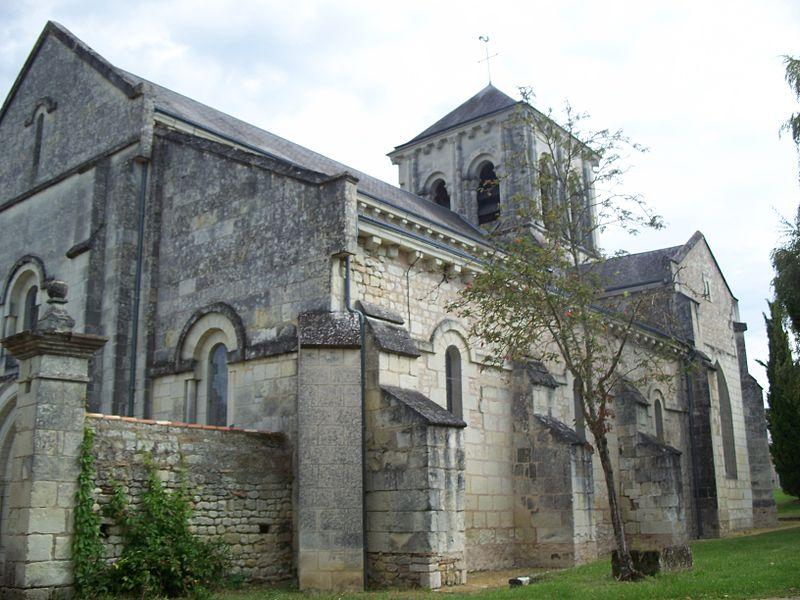 Photo du Monument Historique Eglise Notre-Dame situé à Beaumont