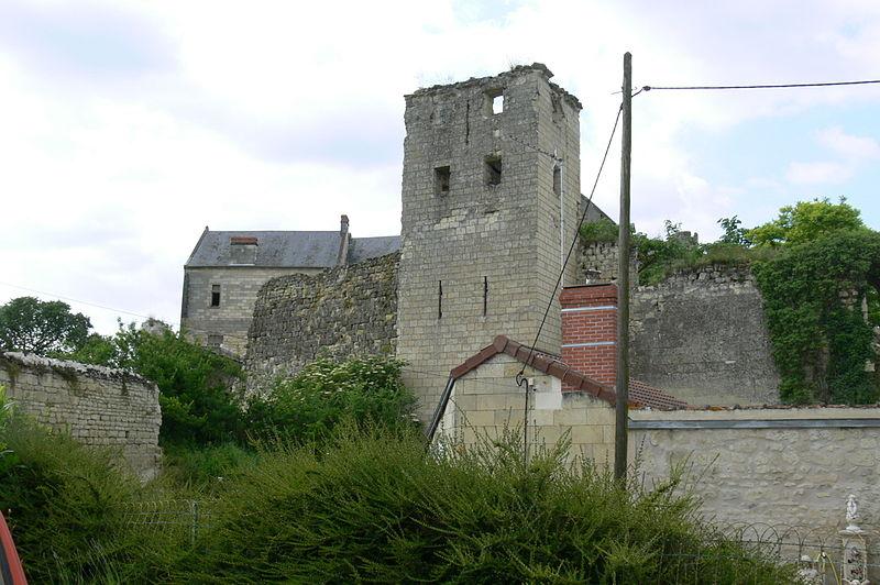 Photo du Monument Historique Château de Berrie situé à Berrie