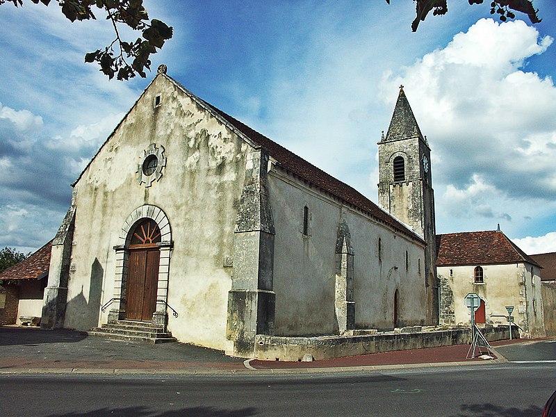 Photo du Monument Historique Eglise Saint-Pierre-ès-Liens situé à Béthines