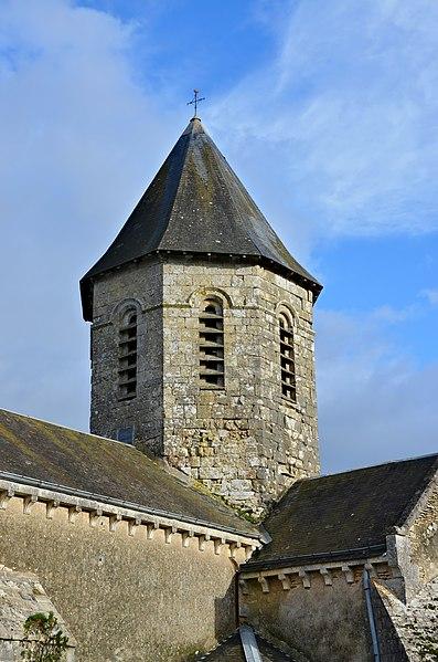 Photo du Monument Historique Eglise Saint-Pierre situé à Chatain