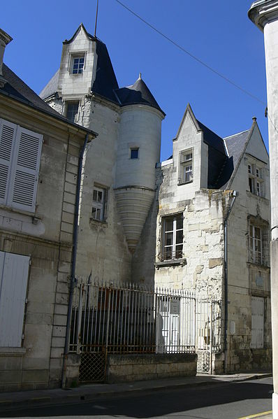 Photo du Monument Historique Bourse du Travail situé à Châtellerault