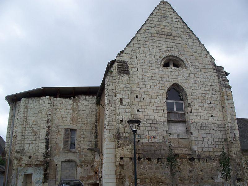 Photo du Monument Historique Ancienne église Saint-Romain situé à Châtellerault
