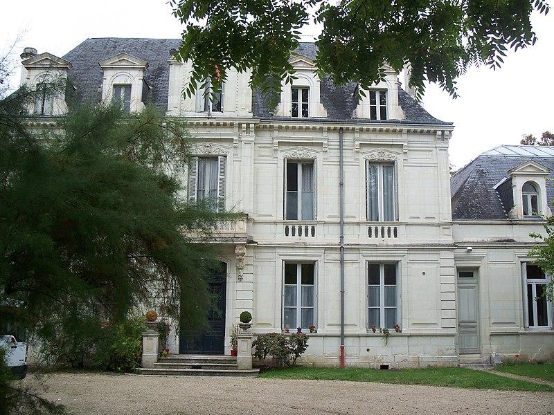 Photo du Monument Historique Hôtel Nicolas Alaman situé à Châtellerault