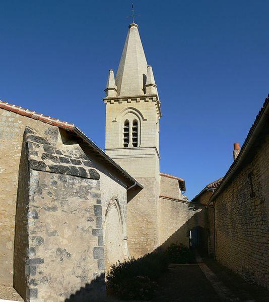 Photo du Monument Historique Eglise Notre-Dame situé à Chaussée (La)