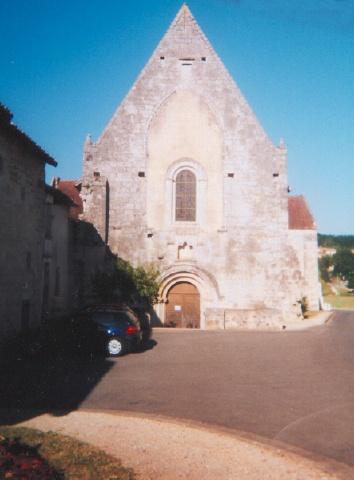 Photo du Monument Historique Eglise Notre-Dame situé à Fontaine-le-Comte