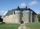Photo du Monument Historique Château de Chambonneau situé à Gizay
