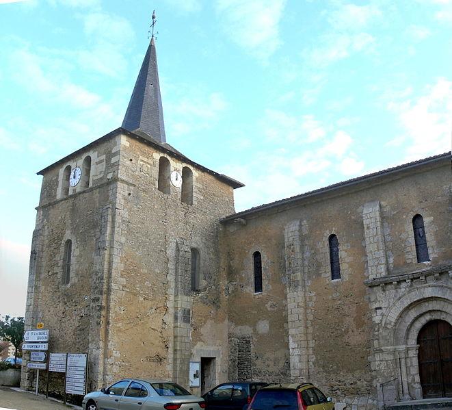 Photo du Monument Historique Eglise Saint-Nicolas situé à Moncontour