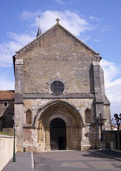 Photo du Monument Historique Eglise Notre-Dame situé à Montmorillon