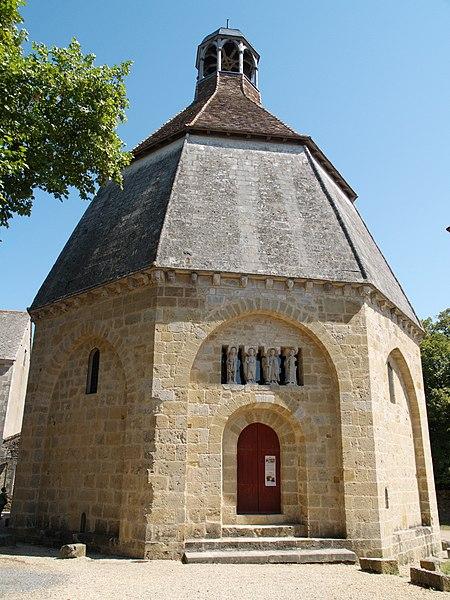 Photo du Monument Historique Ancien Hôtel-Dieu situé à Montmorillon