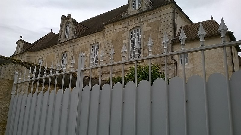 Photo du Monument Historique Hôtel de Moussac situé à Montmorillon