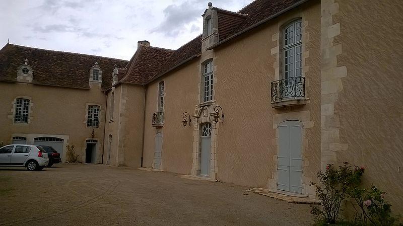 Photo du Monument Historique Hôtel situé à Montmorillon