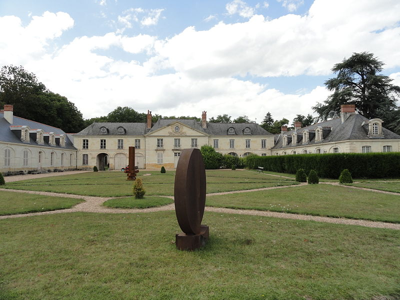 Photo du Monument Historique Domaine du château des Ormes situé à Ormes (Les)