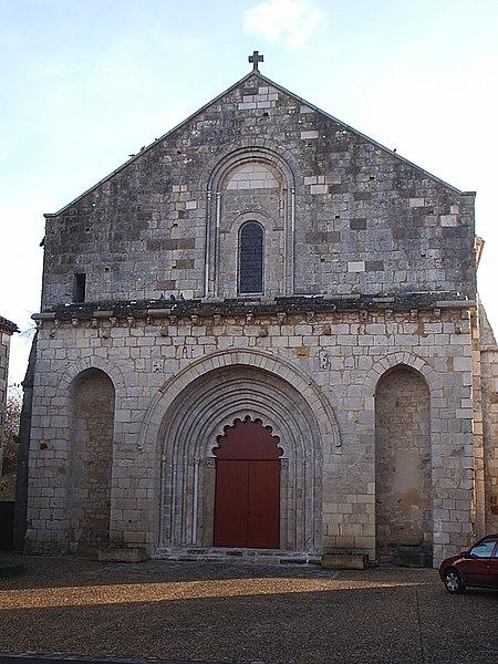 Photo du Monument Historique Eglise Notre-Dame situé à Plaisance