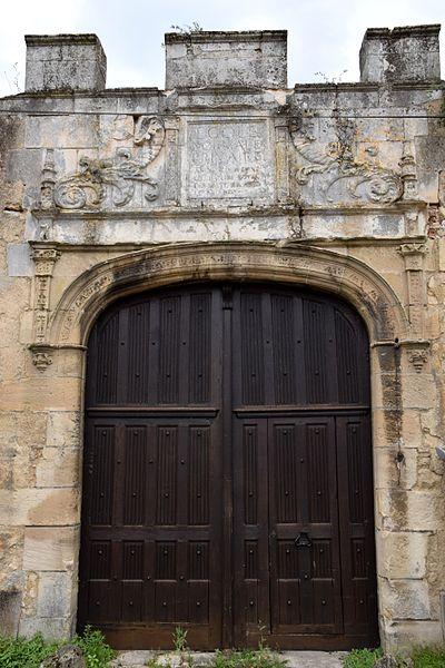 Photo du Monument Historique Ancien doyenné Saint-Hilaire situé à Poitiers
