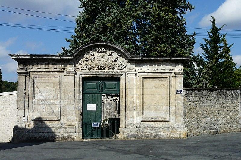 Photo du Monument Historique Hôpital des Champs situé à Poitiers