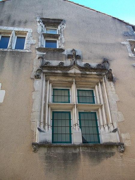 Photo du Monument Historique Maison situé à Poitiers