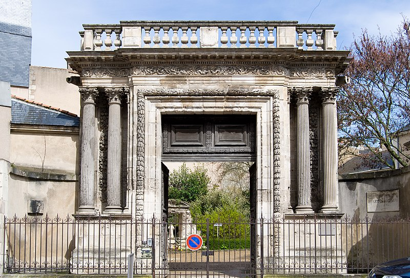 Photo du Monument Historique Musée Rupert de Chièvres situé à Poitiers