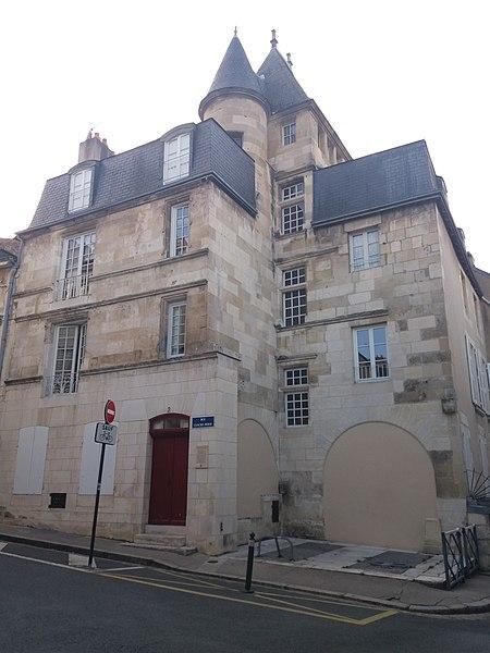 Photo du Monument Historique Prévôté situé à Poitiers