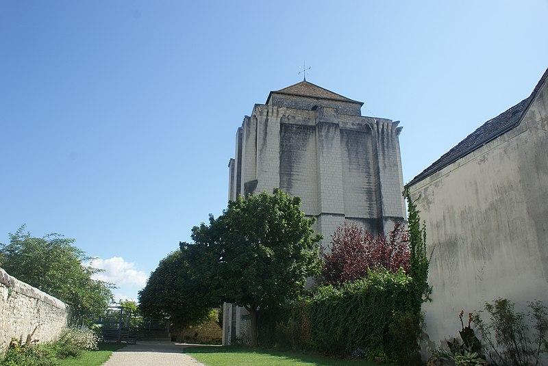 Photo du Monument Historique Donjon situé à Roche-Posay (La)