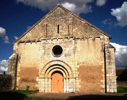 Photo du Monument Historique Eglise situé à Saint-Germain