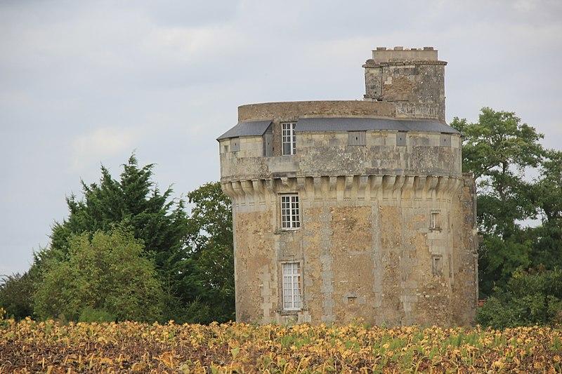 Photo du Monument Historique Château d'Abain situé à Thurageau