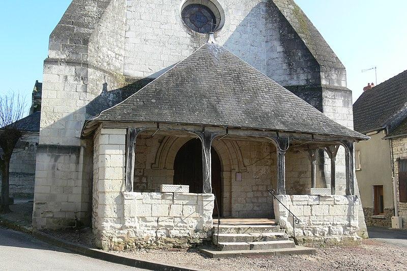 Photo du Monument Historique Eglise Saint-Pierre situé à Thuré