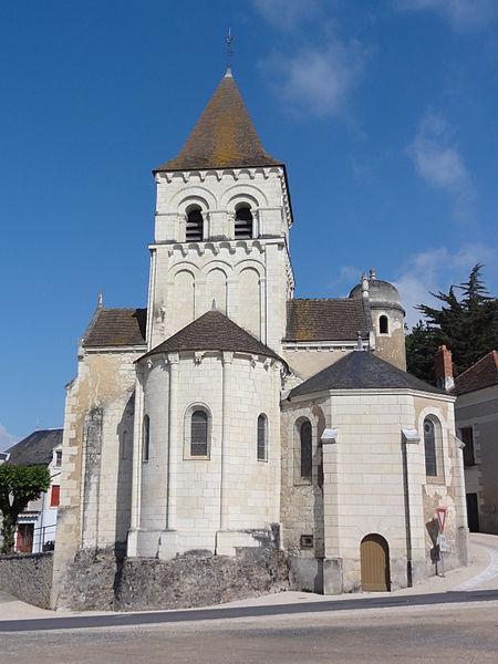 Photo du Monument Historique Eglise Notre-Dame situé à Vaux-sur-Vienne