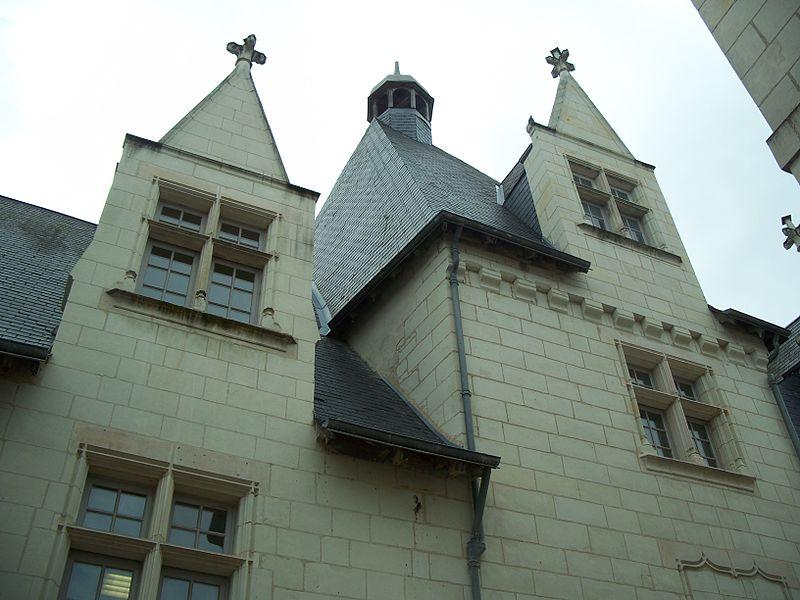 Photo du Monument Historique Institution Saint-Gabriel situé à Châtellerault