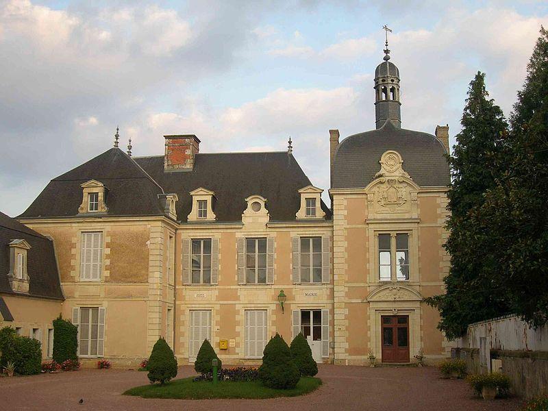 Photo du Monument Historique Château situé à Angliers