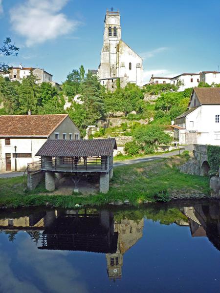 Photo du Monument Historique Eglise de l'Assomption de la Très Sainte-Vierge situé à Bellac