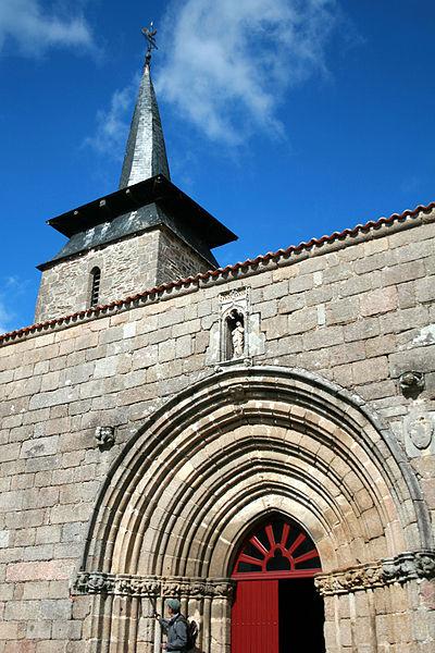 Photo du Monument Historique Eglise de l'Assomption de la Très-Sainte-Vierge situé à Bussière-Boffy