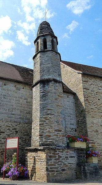 Photo du Monument Historique Lanterne des Morts situé à Coussac-Bonneval