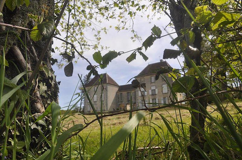 Photo du Monument Historique Château de Dompierre situé à Dompierre-les-Eglises