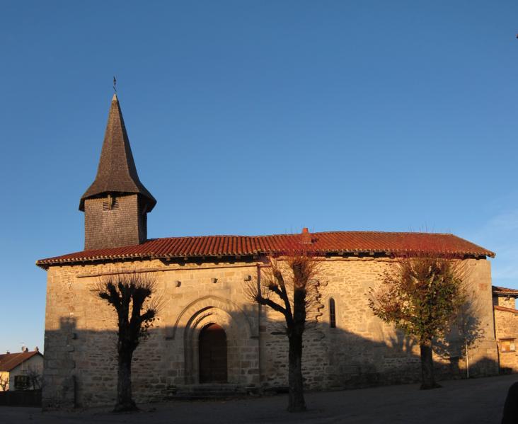 Photo du Monument Historique Eglise Saint-Pierre-ès-Liens situé à Eybouleuf