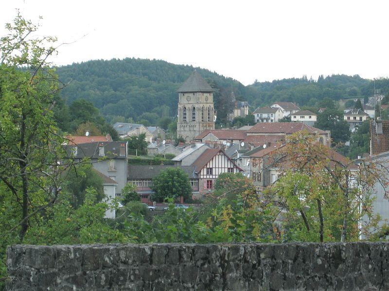 Photo du Monument Historique Eglise Saint-Etienne situé à Eymoutiers