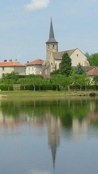 Photo du Monument Historique Eglise de l'Assomption de la Très-Sainte-Vierge situé à Flavignac