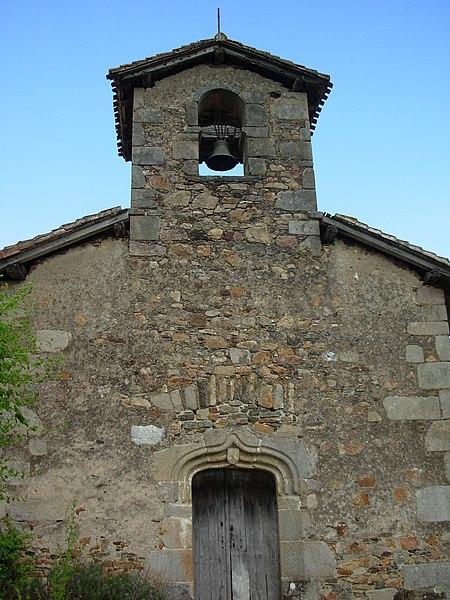 Photo du Monument Historique Ancienne église Saint-Pierre-ès-Liens de Texon situé à Flavignac