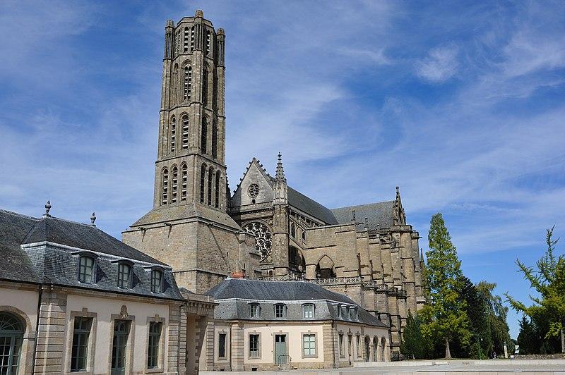 Photo du Monument Historique Cathédrale Saint-Etienne situé à Limoges