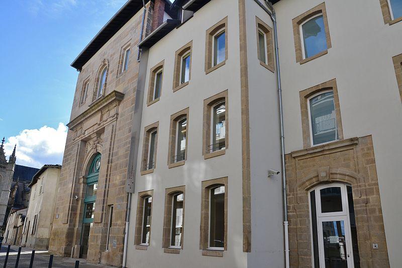 Photo du Monument Historique Couvent des Soeurs de la Providence situé à Limoges