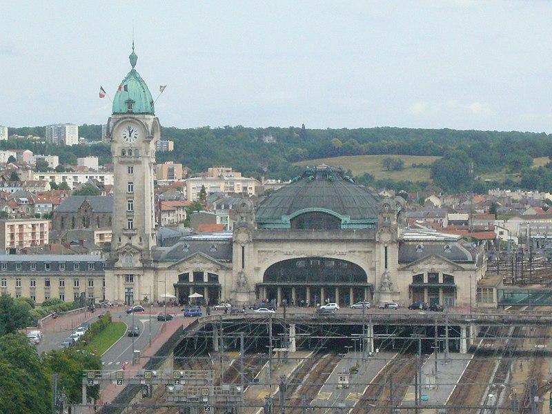 Photo du Monument Historique Gare des Bénédictins situé à Limoges