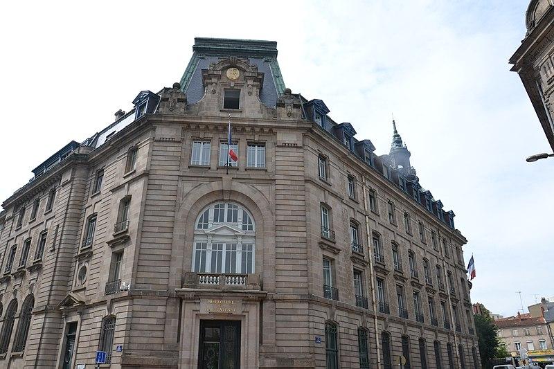 Photo du Monument Historique Préfecture de la Haute-Vienne situé à Limoges