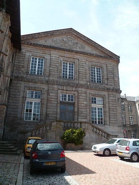Photo du Monument Historique Ancien Présidial de la Généralité du Limousin situé à Limoges
