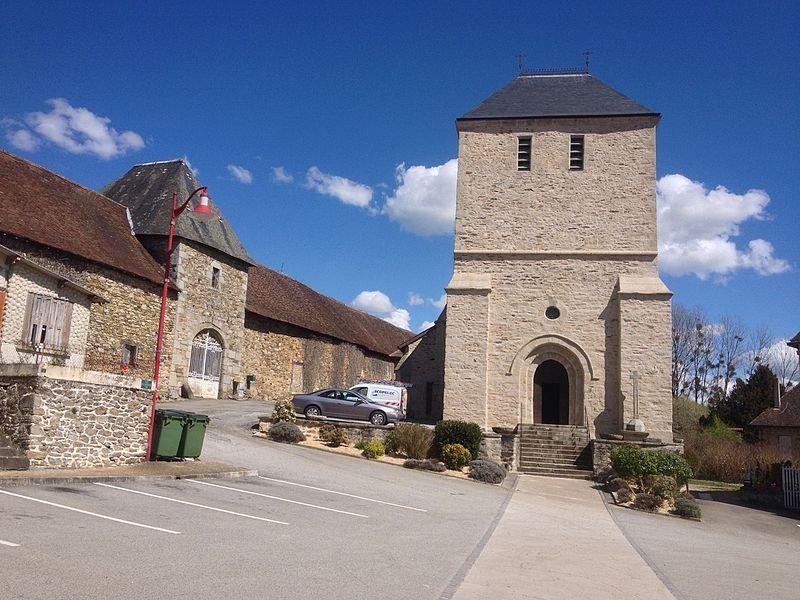 Photo du Monument Historique Eglise Saint-Martin situé à Linards