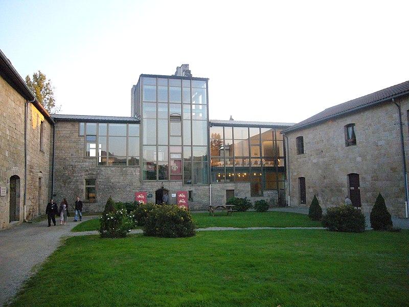 Photo du Monument Historique Vestiges du château situé à Nedde