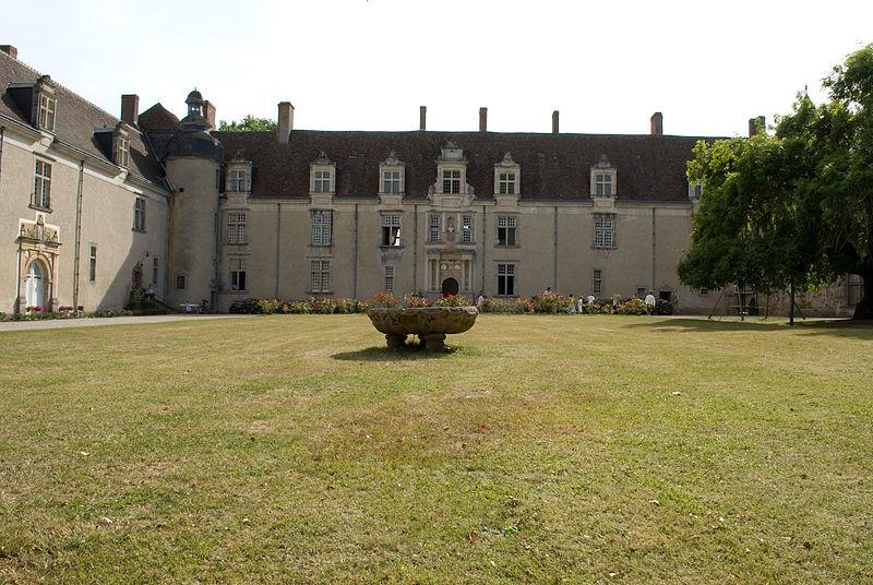 Photo du Monument Historique Château du Fraisse situé à Nouic