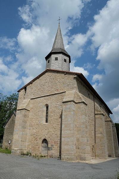 Photo du Monument Historique Eglise Saint-Amand situé à Saint-Amand-le-Petit