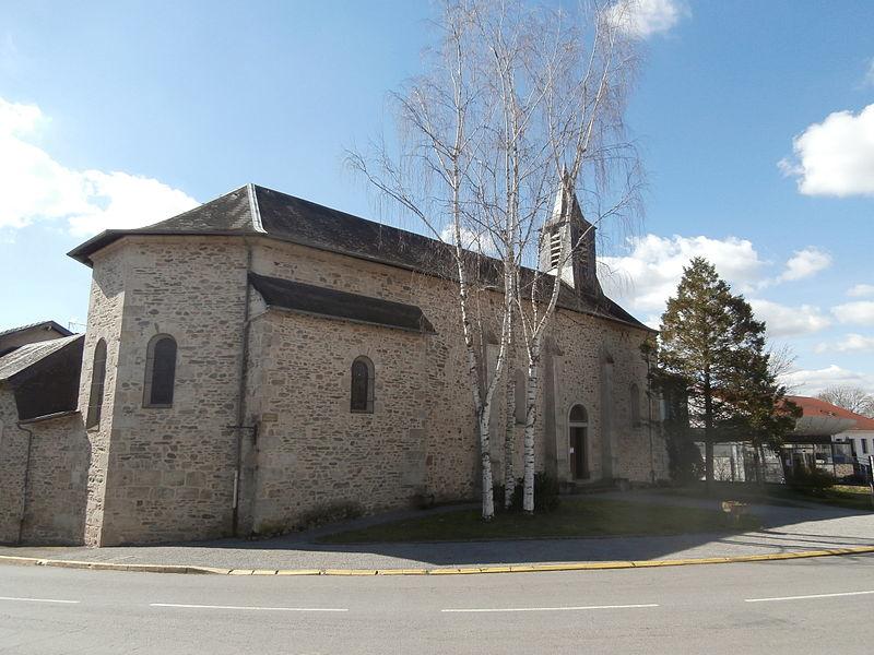 Photo du Monument Historique Eglise situé à Saint-Brice-sur-Vienne