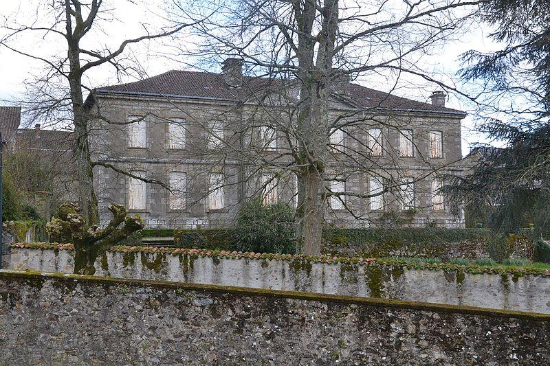 Photo du Monument Historique Ancien hôtel de Rigoulêne situé à Saint-Léonard-de-Noblat